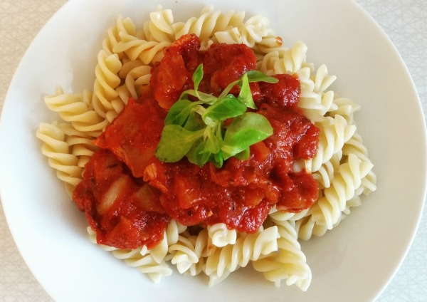 homemade sauces save time and money - healthy
