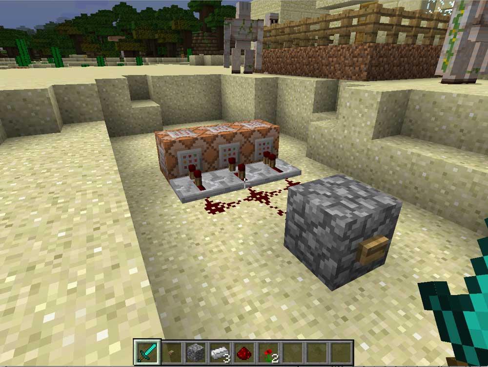 iron golem maker part 2