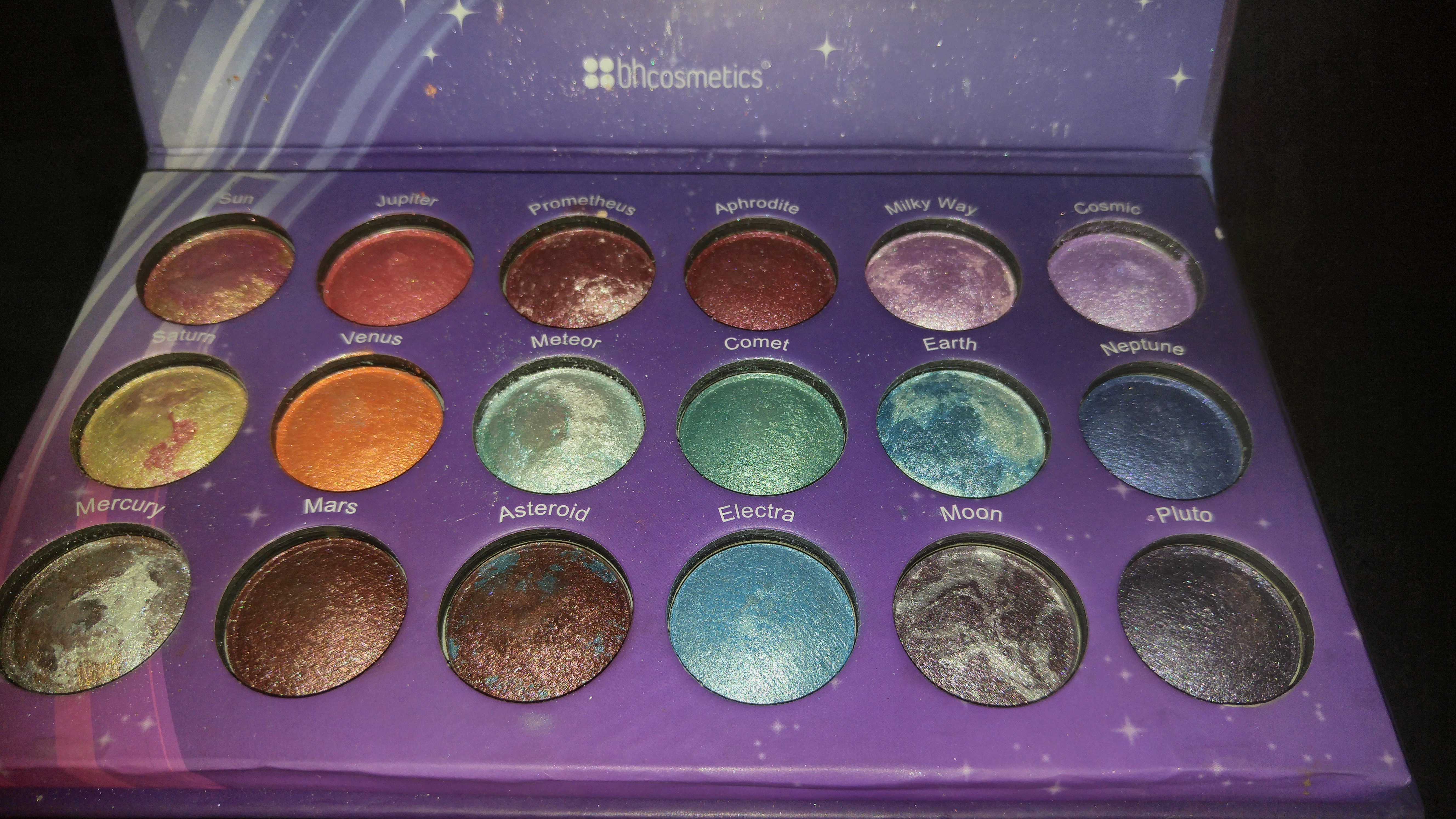 galaxy Chic Pallete