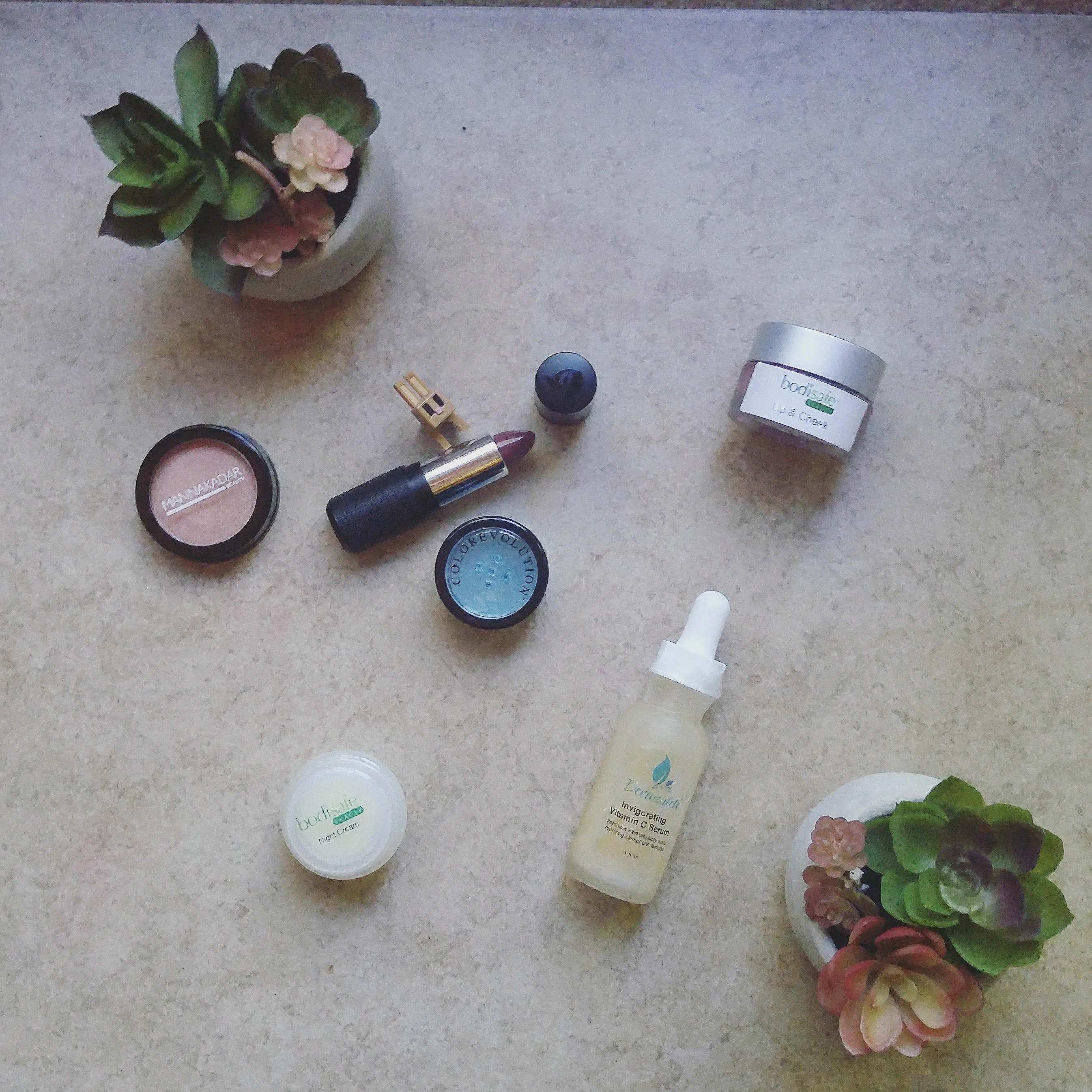 Review of Benevolent Beauty Box
