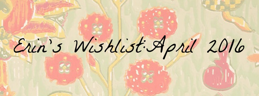 Cruelty-Free Wishlist: April
