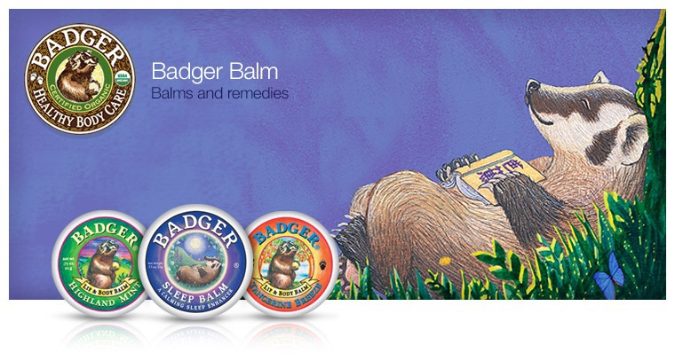 Brand Spotlight: Badger Balm