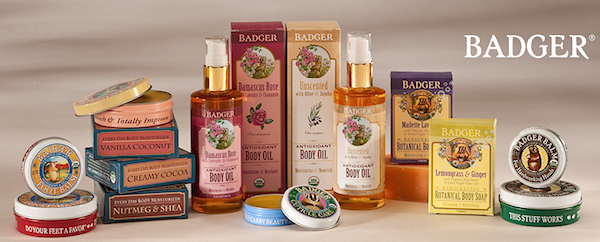 Badger Balm Brand Spotlight