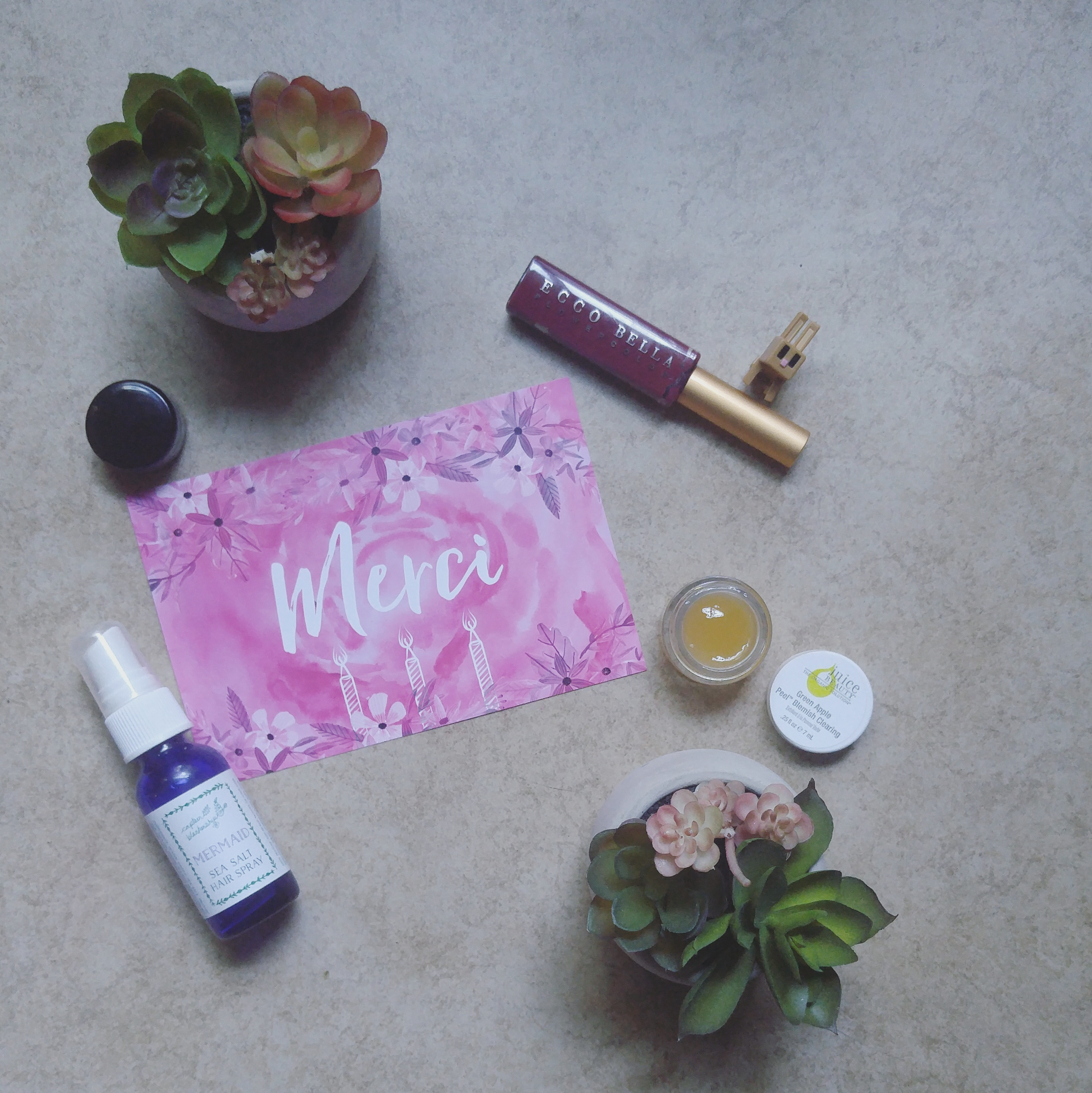 May 2016 Petit Vour Review (Vegan Beauty Box)