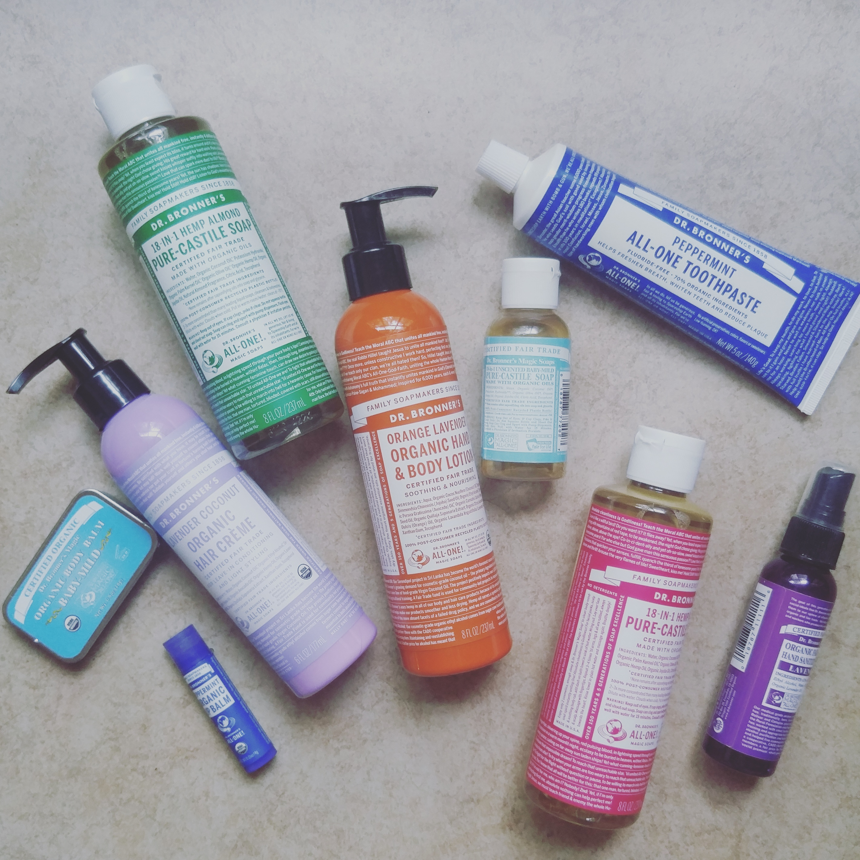 Brand Spotlight: Dr. Bronner's Magic Soaps