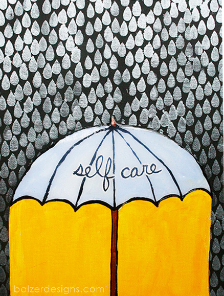 importance of self care