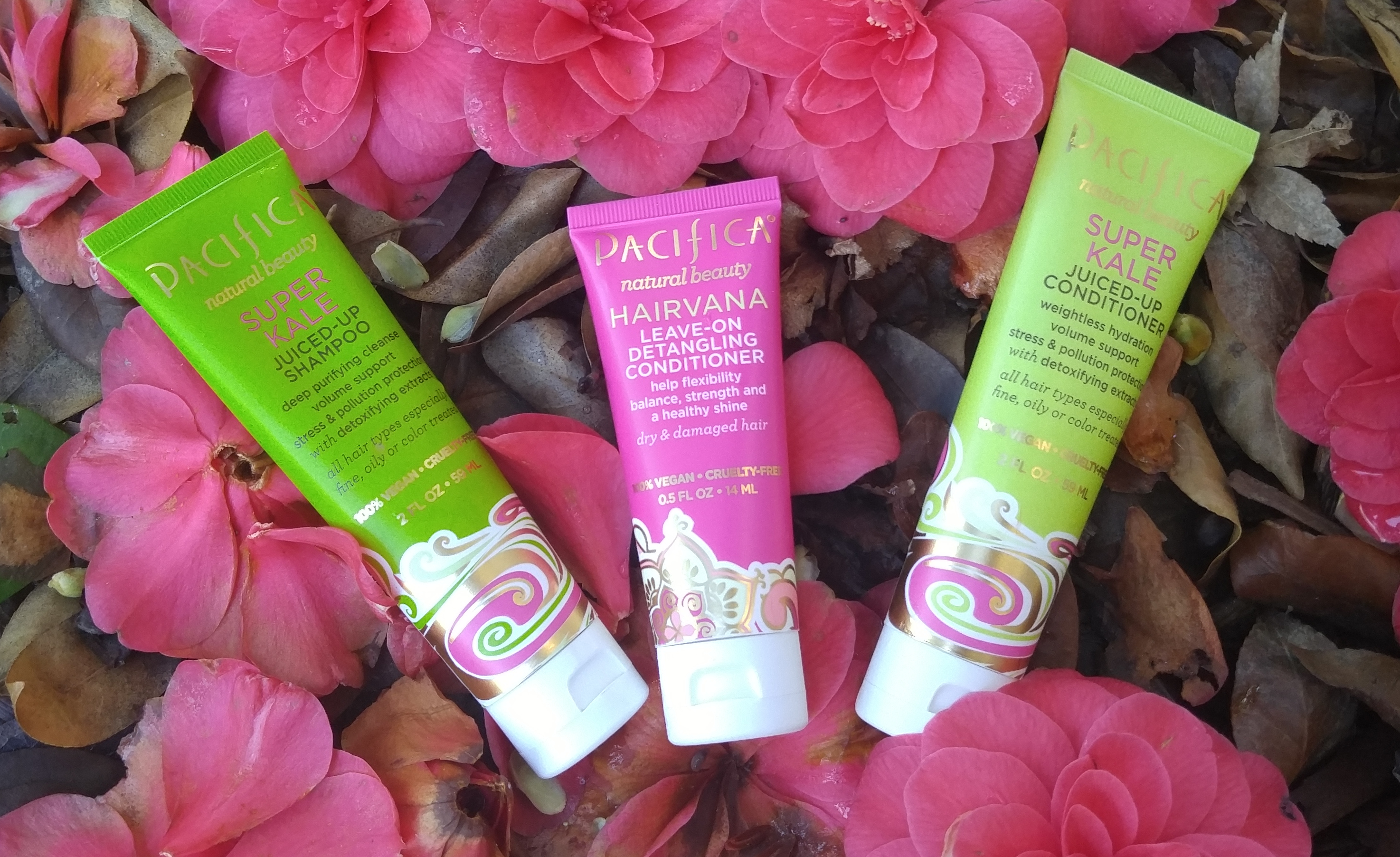 Review of the Pacifica Jet Set Trio (Vegan and Cruelty-Free)