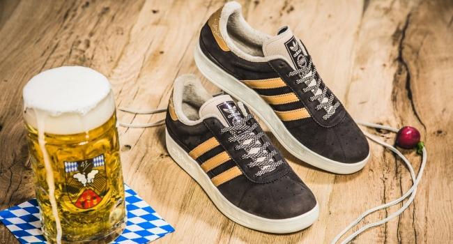 Adidas presentó sus nuevas zapatillas anti vómito y anti cerveza