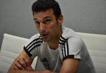 Selección Argentina - Scaloni