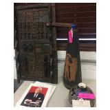Items from Mayor Coleman Young Estate