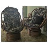 Matching rocking chairs