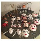 Collectable masks