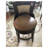 Marge Carson counter stools (4)