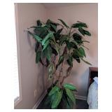 7ft Silk Tropical Plant