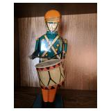 1930s Wind Up Tin Toy Solider