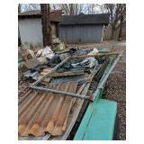 Metal Gate & Scrap Metal