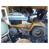 Cub Cadet Tractor Working?