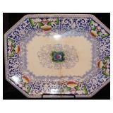 Large Antique Platter-Zamara