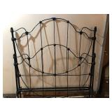 Full Size Cast Iron Bed Frame