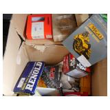 BRAND NEW TRIUMPH MOTORCYCLE PARTS IN ORIGINAL BOXES