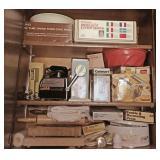 Lot of Vintage & New Kitchen & Bakeware