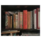 Lot of Great Cookbooks & Books on Italy