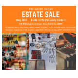 Estate Sale - Something for everyone