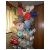 Yarn tree and yarn