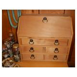 Hand made chest
