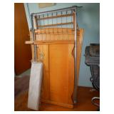 Crib/youth conversion bed