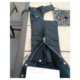 lined chaps womens med