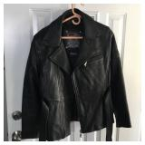 womens leather large