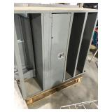 Chevy Cargo Van shelving unit 3 sections