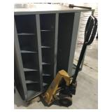 Chevy CArgo Van shelving unit 3 units