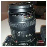 Canon SLR 35-105mm