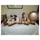 Philippine Wood Carvings