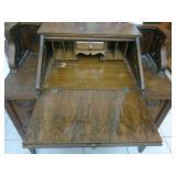 Antique Drop Front Writing desk