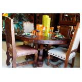 Mesquite Round Table Chairs