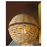 Wicker Lighting