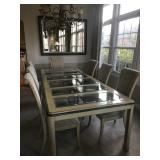 Dining Table w/2 Extentions