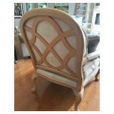 Henredon Bergere Chair