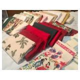 Christmas & everyday tablecloths