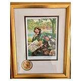 Emmet Kelly Circus in the Park Collectible