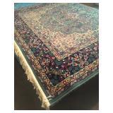 Patterned rug - 6 x 8