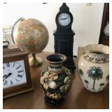 Clocks and accessories