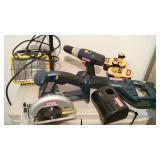 Ryobi tool assortment