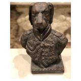 Dog bronze