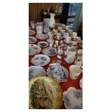 Vintage Plates, Cups & Saucers