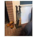 Fireplace tools $20