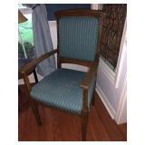 Tall Dutch antique chair $175
